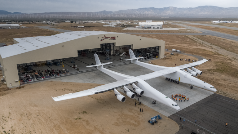 Billionaire Paul Allens private spaceflight company Stratolaunch