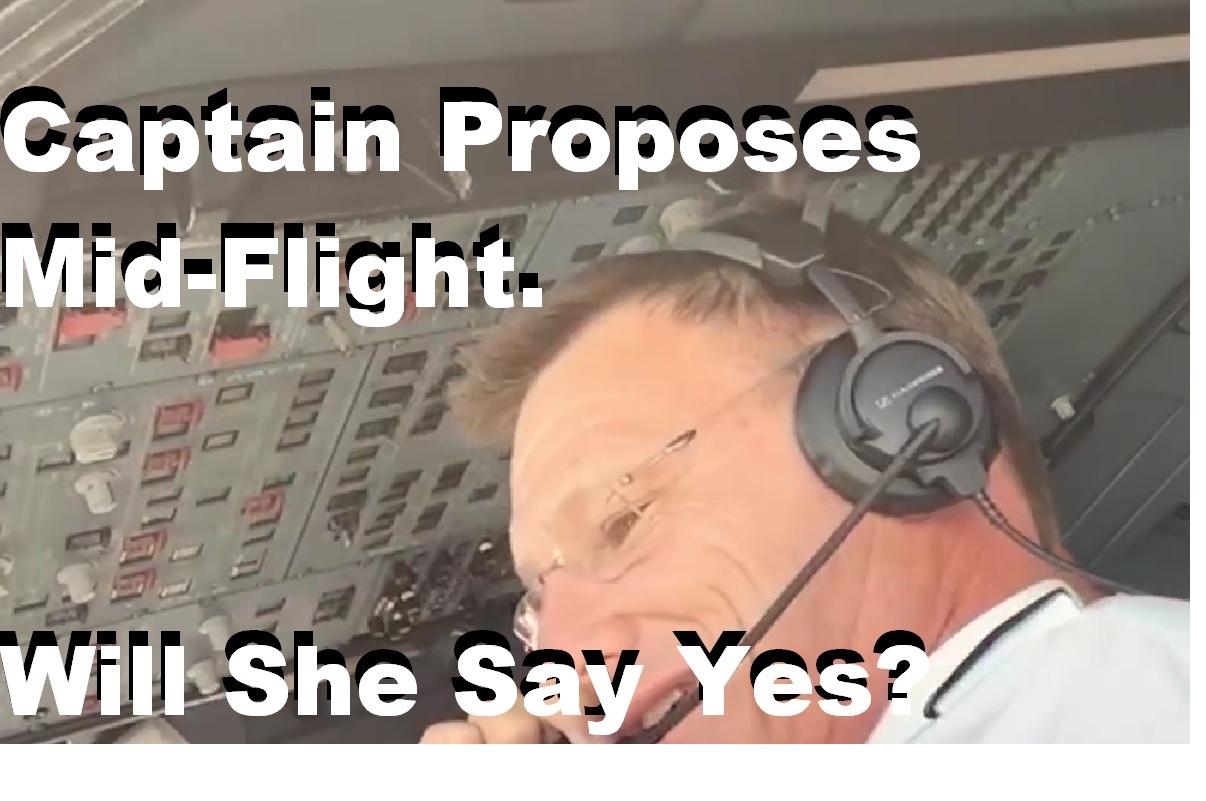 Captain Proposes Mid Flight