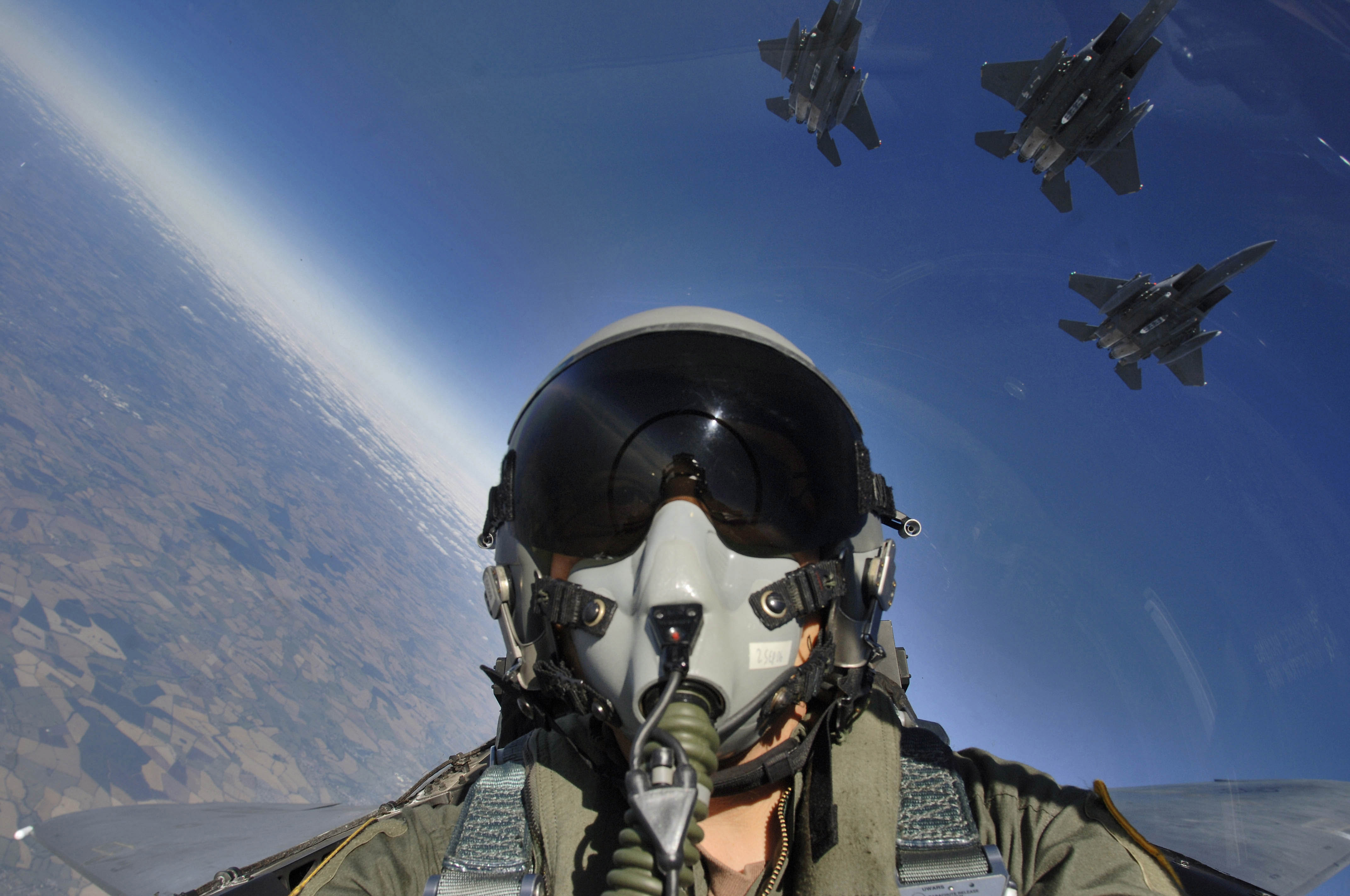 Daily Life Of A Fighter Pilot
