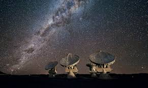 ufo aliens observed